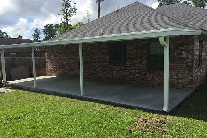 Patio Covers Car Ports Sun Rooms Summerdale Alabama