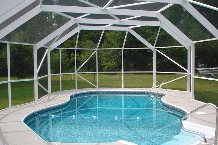 Pool Enclosures Alabama Pool Screen Pool Protection